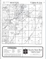 Winter T38N-R5W, Sawyer County 1979